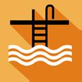 Icono de mantenimiento de Piscinas