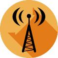 Icono de mantenimiento de su antena y portero automático