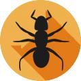 icono de control de plagas
