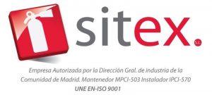 Sitex Materiales contra Incendios