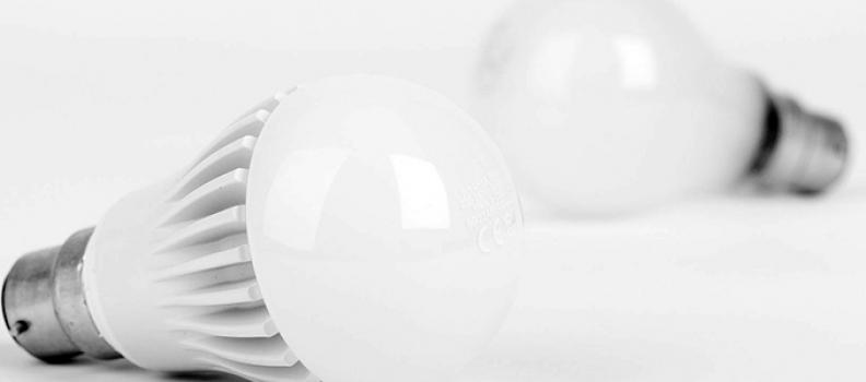 Cambiar la iluminación de la comunidad al LED