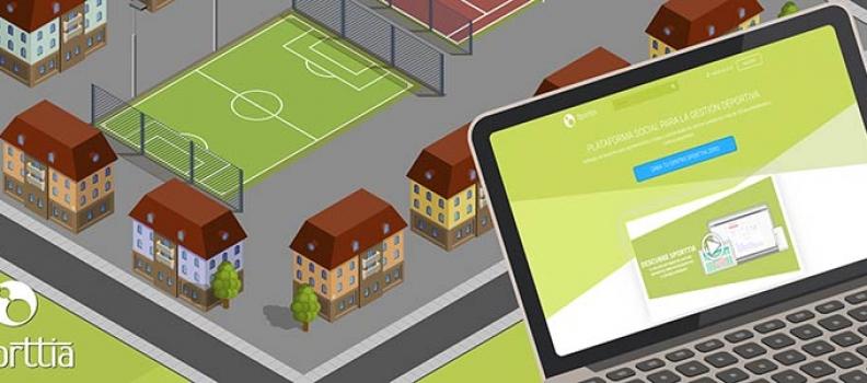 Sporttia, la solución para las instalaciones deportivas comunitarias