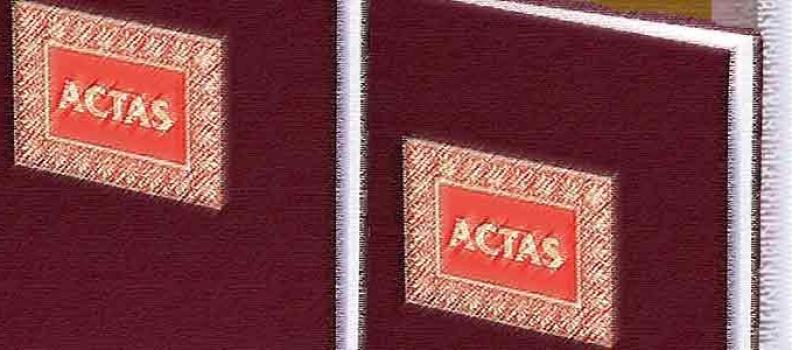 Qué son las actas de la comunidad de propietarios – Art.19 LPH
